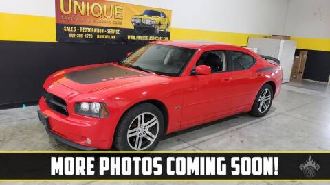 2006 Dodge Charger for sale at UNIQUE SPECIALTY & CLASSICS in Mankato MN