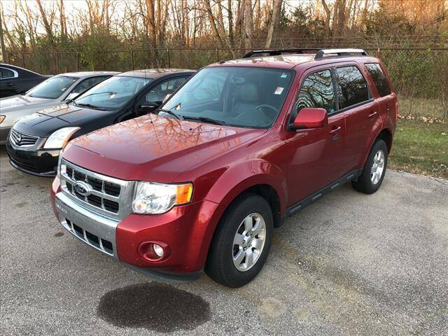 2012 Ford Escape for sale at Tom Roush Budget Westfield in Westfield IN