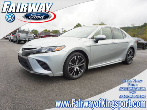 2018 Toyota Camry for sale at Fairway Ford in Kingsport TN