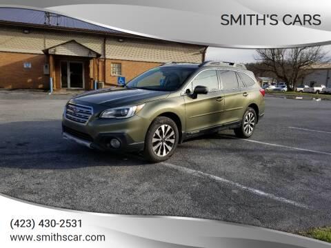 2015 Subaru Outback for sale at Smith's Cars in Elizabethton TN