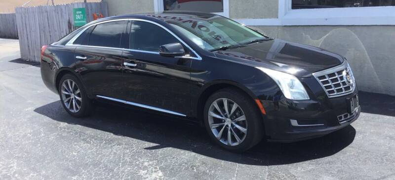 2016 Cadillac XTS Pro for sale in Seminole, FL