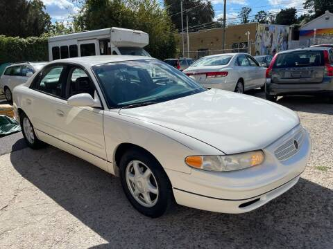 2004 Buick Regal for sale at Quality Motors of Germantown in Philadelphia PA