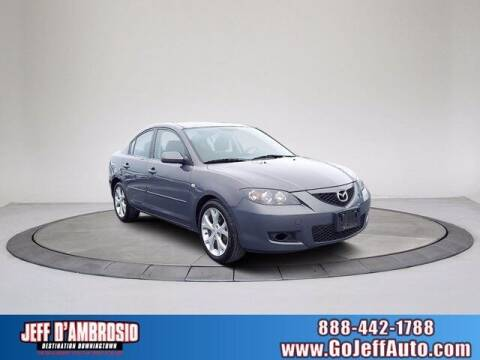 2009 Mazda MAZDA3 for sale at Jeff D'Ambrosio Auto Group in Downingtown PA