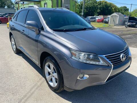 2013 Lexus RX 350 for sale at Marvin Motors in Kissimmee FL