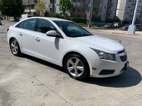 2014 Chevrolet Cruze for sale at Good Vibes Auto Sales in North Hollywood CA