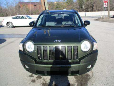 2007 Jeep Compass for sale at ROUTE 119 AUTO SALES & SVC in Homer City PA