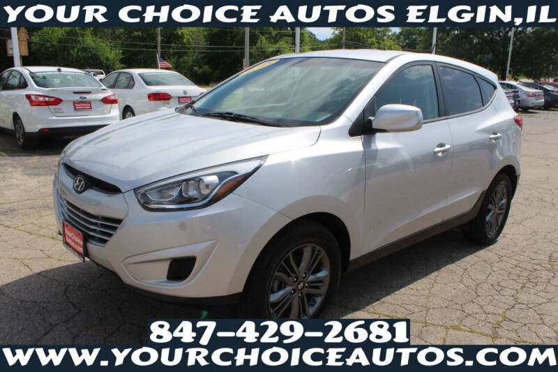 2015 Hyundai Tucson for sale at Your Choice Autos - Elgin in Elgin IL