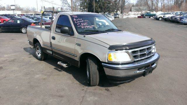 1998 Ford F-150 for sale at All State Auto Sales, INC in Kentwood MI