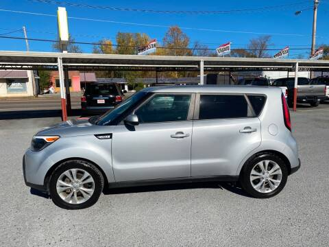 2016 Kia Soul for sale at Lewis Used Cars in Elizabethton TN