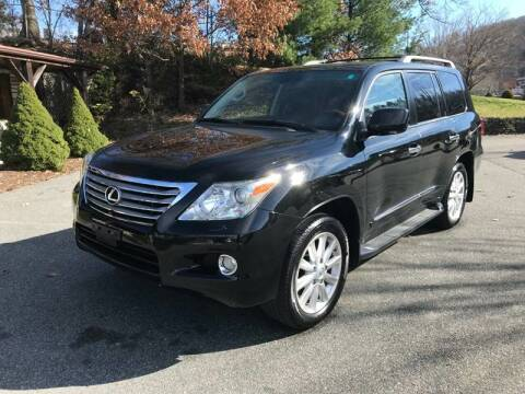 2011 Lexus LX 570 for sale at Highland Auto Sales in Boone NC