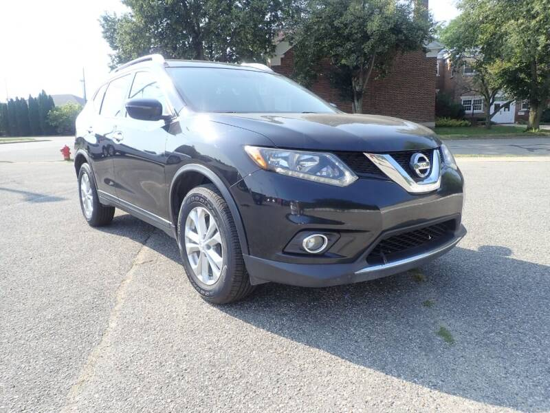 2016 Nissan Rogue for sale at Marvel Automotive Inc. in Big Rapids MI