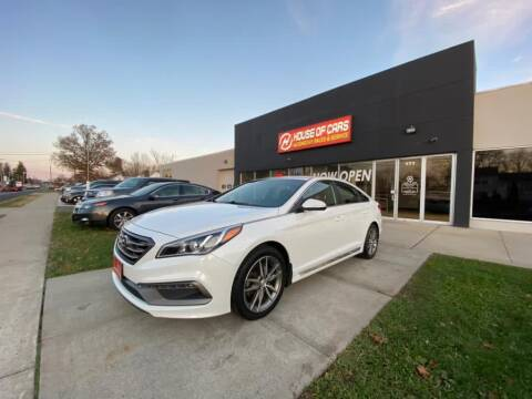 2017 Hyundai Sonata for sale at HOUSE OF CARS CT in Meriden CT