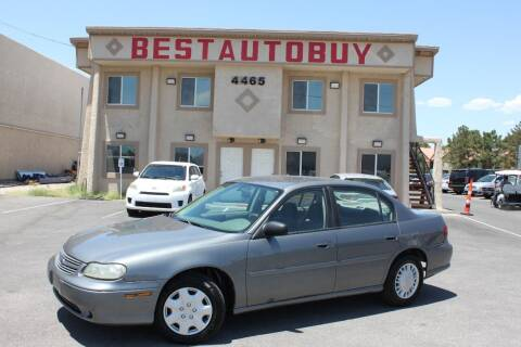 2005 Chevrolet Classic for sale at Best Auto Buy in Las Vegas NV