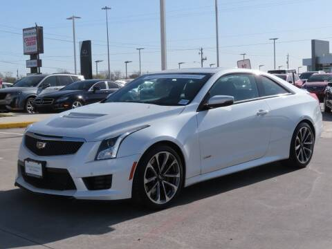 2016 Cadillac ATS-V for sale at Ron Carter  Clear Lake Used Cars in Houston TX