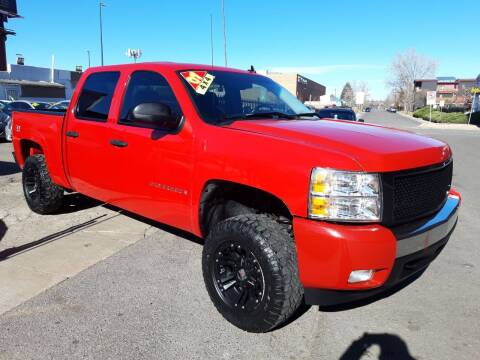 2007 Chevrolet Silverado 1500 for sale at Sanaa Auto Sales LLC in Denver CO