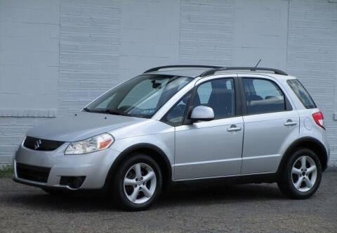 2009 Suzuki SX4 Crossover for sale at Kohmann Motors & Mowers in Minerva OH