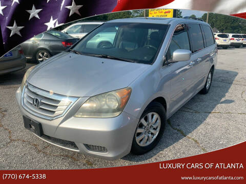 2010 Honda Odyssey for sale at Luxury Cars of Atlanta in Snellville GA