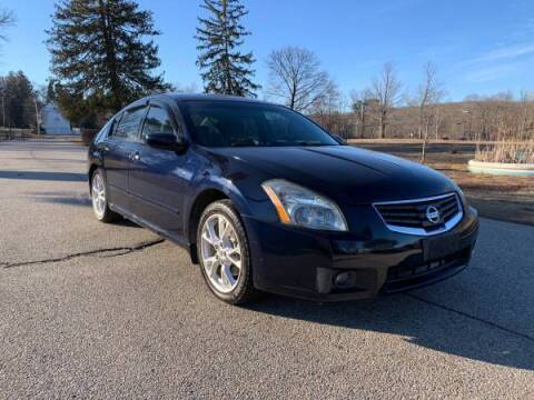 2007 Nissan Maxima for sale at 100% Auto Wholesalers in Attleboro MA
