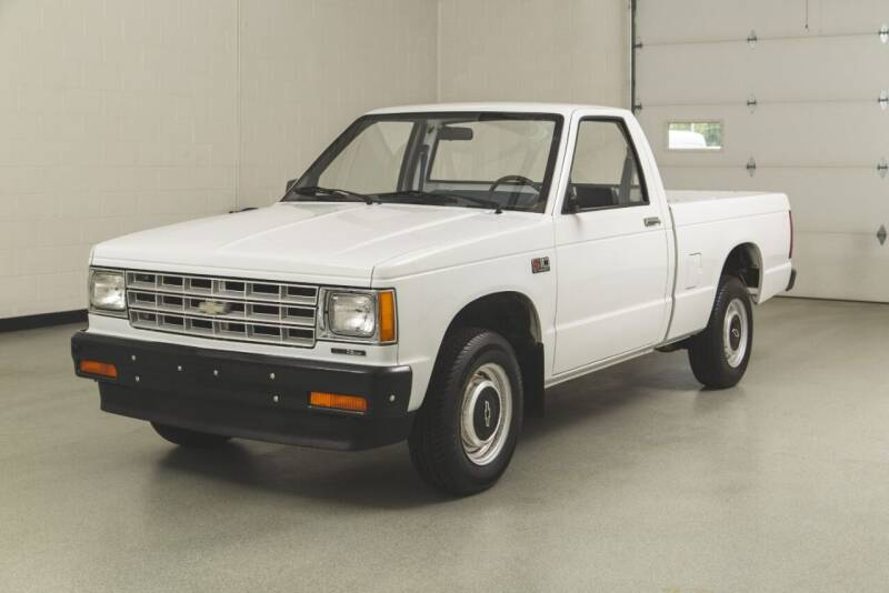 1987 Chevrolet S-10 for sale at 920 Automotive in Watertown WI