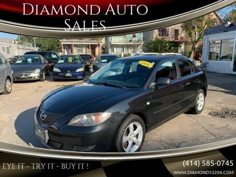 2006 Mazda MAZDA3 for sale at Diamond Auto Sales in Milwaukee WI