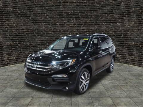 2017 Honda Pilot for sale at Montclair Motor Car in Montclair NJ
