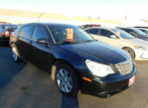 2010 Chrysler Sebring for sale at Will Deal Auto & Rv Sales in Great Falls MT