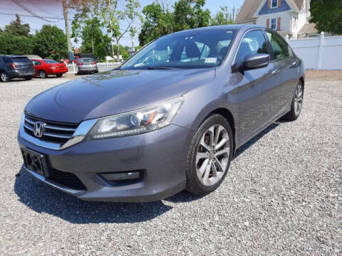2014 Honda Accord for sale at 599 Drives in Runnemede NJ