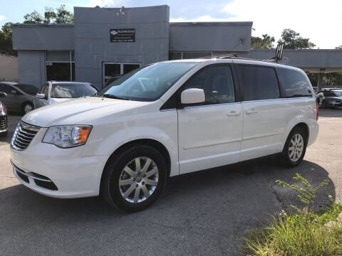 2013 Chrysler Town and Country for sale at Popular Imports Auto Sales in Gainesville FL