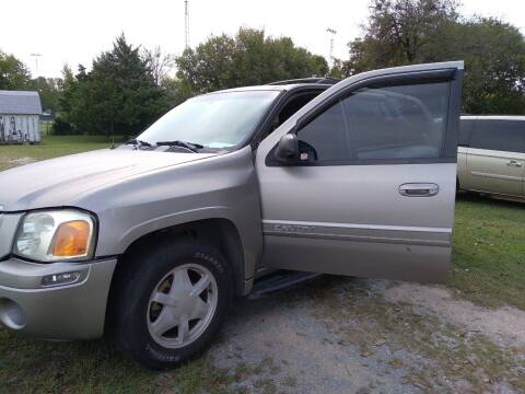 2003 GMC Envoy for sale at C & R Auto Sales in Bowlegs OK