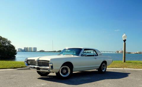 1967 Mercury Cougar for sale at P J'S AUTO WORLD-CLASSICS in Clearwater FL