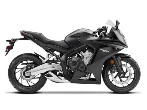 2014 Honda CBR650F for sale at Road Track and Trail in Big Bend WI