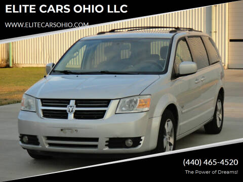 2009 Dodge Grand Caravan for sale at ELITE CARS OHIO LLC in Solon OH