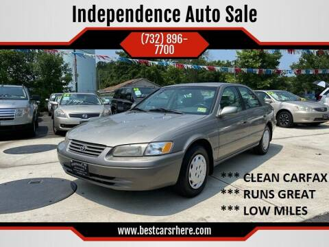 1999 Toyota Camry for sale at Independence Auto Sale in Bordentown NJ