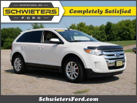 2013 Ford Edge for sale at Schwieters Ford of Montevideo in Montevideo MN