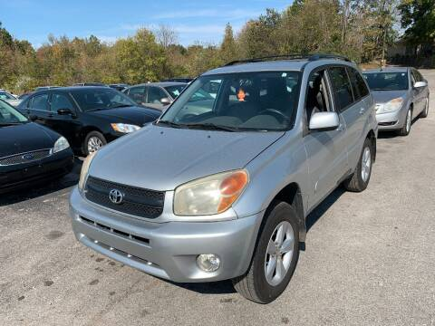2004 Toyota RAV4 for sale at Best Buy Auto Sales in Murphysboro IL