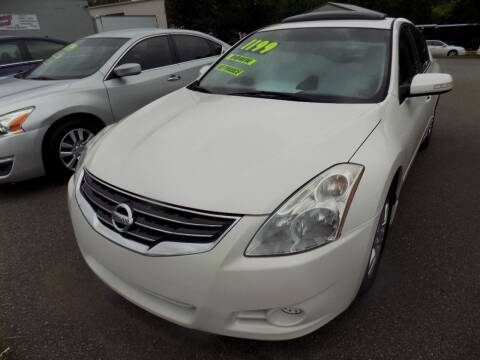 2010 Nissan Altima for sale at Pro-Motion Motor Co in Lincolnton NC