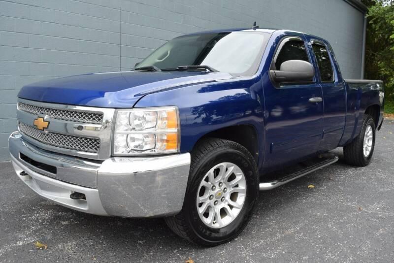 2013 Chevrolet Silverado 1500 for sale at Precision Imports in Springdale AR
