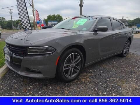 2018 Dodge Charger for sale at Autotec Auto Sales in Vineland NJ