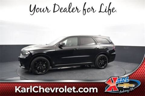 2019 Dodge Durango for sale at Karl Pre-Owned in Glidden IA
