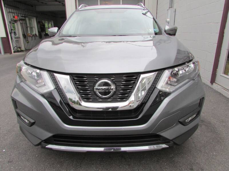 2018 Nissan Rogue for sale at Brubakers Auto Sales in Myerstown PA