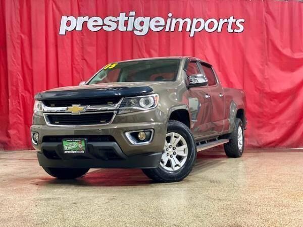 2015 Chevrolet Colorado for sale at Prestige Imports in St Charles IL