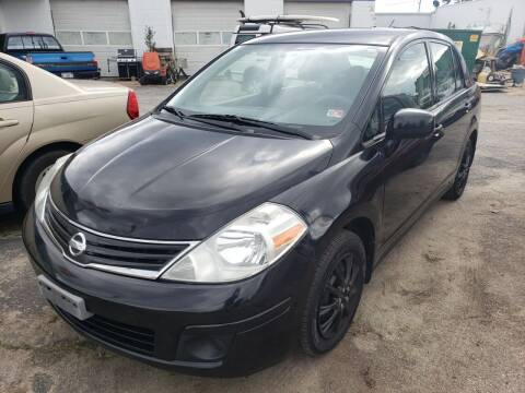 2010 Nissan Versa for sale at Americar in Virginia Beach VA