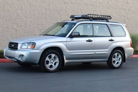 2004 Subaru Forester for sale at Overland Automotive in Hillsboro OR