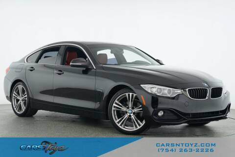 2017 BMW 4 Series for sale at JumboAutoGroup.com - Carsntoyz.com in Hollywood FL
