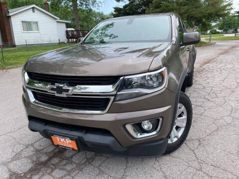 2015 Chevrolet Colorado for sale at TKP Auto Sales in Eastlake OH