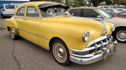 1950 Pontiac Silverstreak for sale at AFFORDABLY PRICED CARS LLC in Mountain Home ID