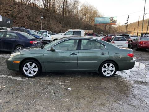 2006 Lexus ES 330 for sale at Compact Cars of Pittsburgh in Pittsburgh PA