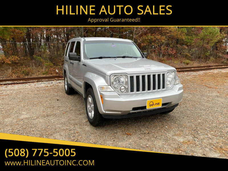 2011 Jeep Liberty for sale at HILINE AUTO SALES in Hyannis MA
