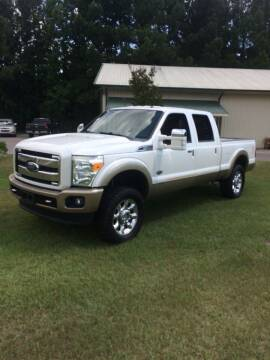 2012 Ford F-250 Super Duty for sale at Anderson Wholesale Auto in Warrenville SC