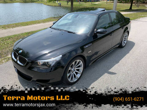 2008 BMW M5 for sale at Terra Motors LLC in Jacksonville FL